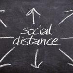 LetsHost.ie Social Distancing